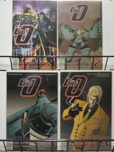 BIG O 2 (2002 VIZ) 1-4  Hitoshi Arigo  Complete 2nd set