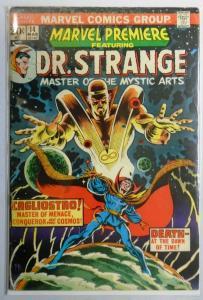 Marvel Premiere #14, 4.0 (1974)
