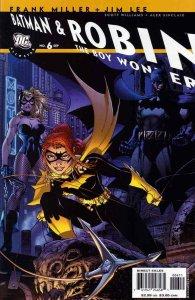 All Star Batman And Robin, the Boy Wonder #6 VF/NM; DC | save on shipping - deta