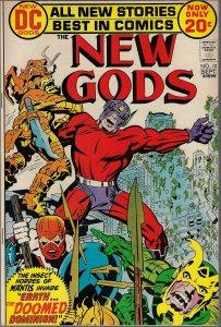 New Gods #10 (DC, 1972) RARE NM