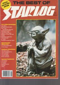 Starlog  #2 - Yoda