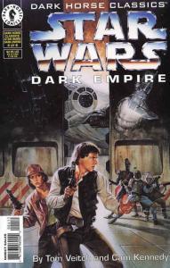 Dark Horse Classics: Star Wars: Dark Empire #4 VF/NM; Dark Horse   save on shipp