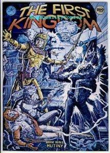 FIRST KINGDOM #9, Jack Katz, 1975, Indy, NM