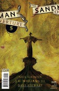 Sandman, The: Overture #5B VF; DC/Vertigo | save on shipping - details inside