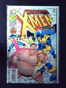 Professor Xavier and the X-Men #8 (1996)