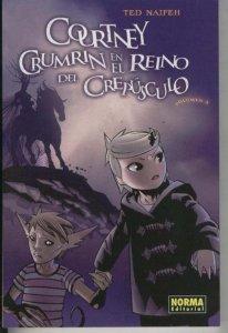 Courtney Crumrin en el reino del crepusculo volumen 3