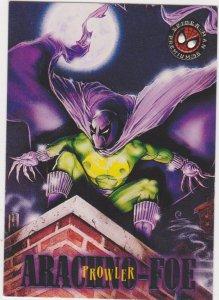 1996 Fleer Ultra Spider-Man Premium #22 Prowler