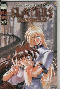 Slayers-Reena y Gaudy numero 3