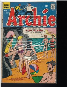 Archie #204 (1970)