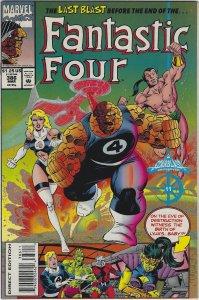 Fantastic Four #386