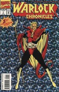 Warlock Chronicles #1 VF; Marvel | we combine shipping