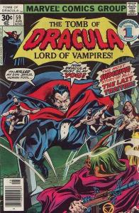 Tomb of Dracula (1972 series) #59, VF- (Stock photo)
