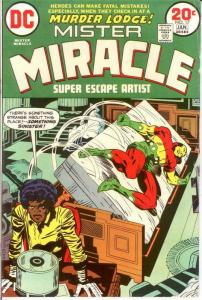 MISTER MIRACLE 17 VG-F Jan. 1974 COMICS BOOK