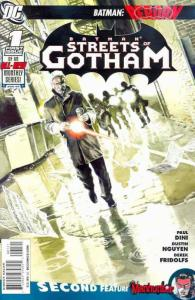 Batman: Streets of Gotham #1A VF/NM; DC | save on shipping - details inside
