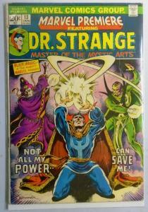 Marvel Premiere #13, 3.5 (1974)