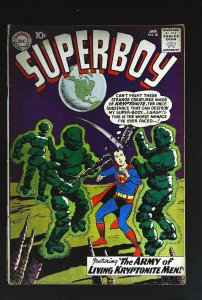 Superboy (1949 series) #86, Good+ (Actual scan)