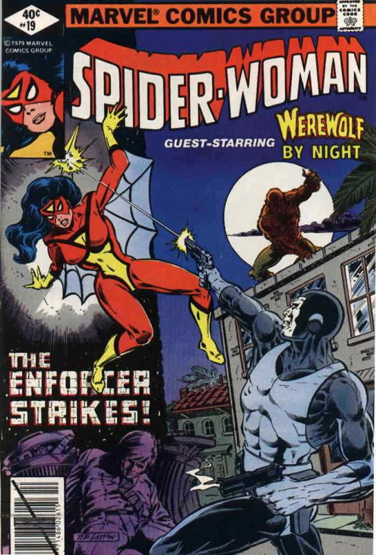 Spider-Woman #19 FN; Marvel | combined shipping available - details inside