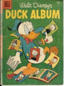 DUCK ALBUM F.C. 726 FAIR 1956 COMICS BOOK