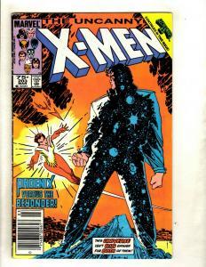 10 Uncanny X-Men Marvel Comics # 203 204 205 206 207 208 209 214 215 216 SM13