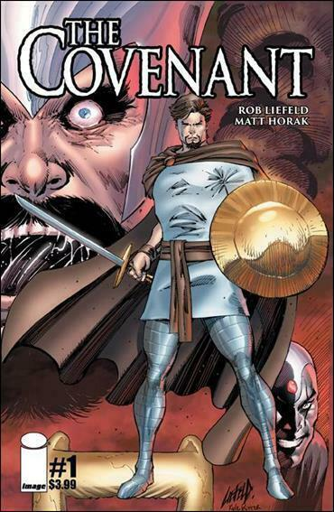 Covenant, The (Image) #1B VF/NM; Image | save on shipping - details inside
