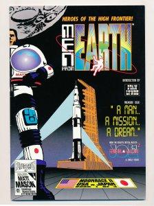 Men from Earth (1990 Future-Fun) #1 VF