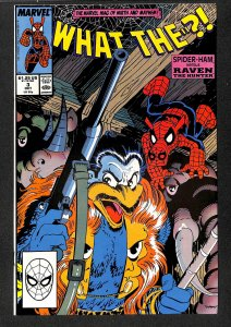 What The--?! #3 (1988)