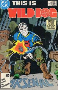 Wild Dog #3 FN; DC | save on shipping - details inside