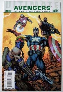 Ultimate Avengers #1 (VF/NM)  Marvel Comics ID#SBX5