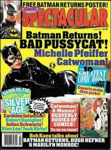 Comics Scene Spectacular #6 (Newsstand) VG; Starlog | low grade comic - save on