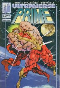 Prime (1993 series) #6, NM + (Stock photo)