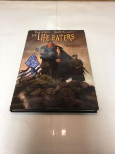 The Life Eaters Hc Nm Near Mint Wildstorm DC Comics