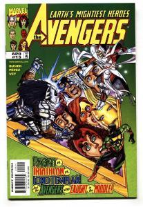 Avengers #15 1st appearance of Jonathon Tremont NM