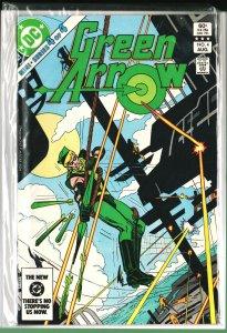 Green Arrow #4 (1983)