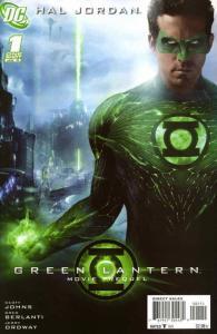 Green Lantern Movie Prequel: Hal Jordan #1 VF/NM; DC | save on shipping - detail