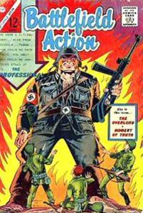 Battlefield Action #59, Fine- (Stock photo)