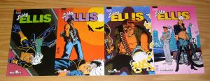 Libby Ellis #1-4 VF/NM complete series - malibu comics - good girl/bad girl 2 3