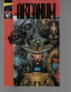 Arcanum #1/2 (Top Cow, 1997) Gold Edition