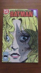 Batman #421 July 1988 Starlin Giordano Rubenstein Excellent Condition