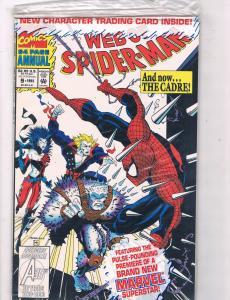 Web Of Spider-Man Annual #9 VF/NM Marvel Comics Sealed Bag Comic Book DE41 AD18