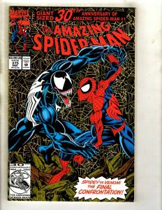 Amazing Spider-Man # 375 NM 1st Print Marvel Comic Book Carnage MJ Venom SM8
