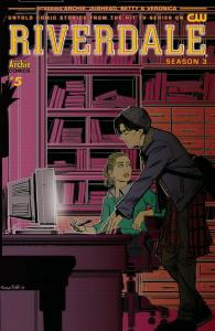RIVERDALE SEASON 3 (2019 ARCHIE) #5 PRESALE-07/31