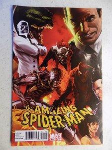 AMAZING SPIDER-MAN # 644 MARVEL ACTION  ADVENTURE