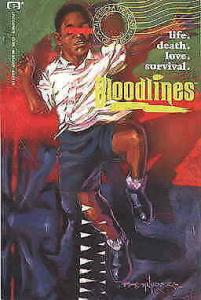 Bloodlines: A Tale from the Heart of Africa #1 VF/NM; Epic | save on shipping -