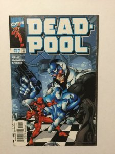 Deadpool 17 NM Near Mint Marvel Comics