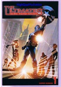 ULTIMATES #1, NM, Mark Millar,Captain America, 2002, more CA in store