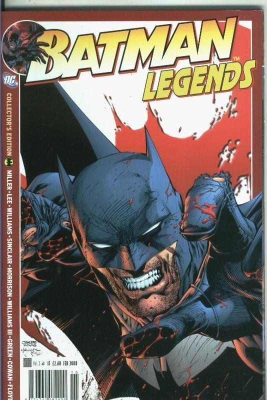 Batman Legends volumen 2 numero 15