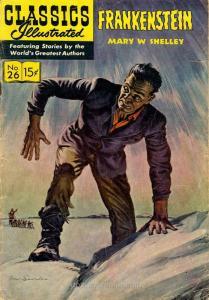 Classics Illustrated (Gilberton) #26 (8th) FN; Gilberton | save on shipping - de