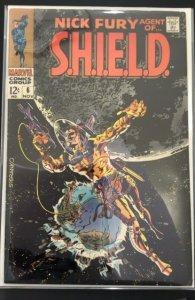 Nick Fury, Agent of SHIELD #6 (1968)