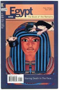 EGYPT #1 2 3 4 5 6 7, VF/NM, 1995, 7 issues, more Vertigo in store, Milligan