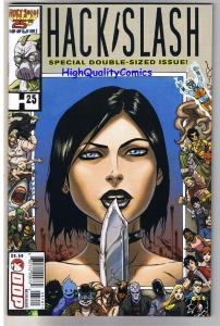 HACK SLASH #25, Series, NM, Tim Seeley, Serial Killer, 2007, more HS in store
